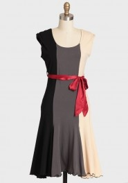 midcentury colorblock dress by Effie's Heart  http://shopruche.com/ruchesearch/shopby/apparel/
