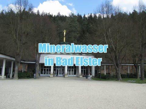 Das Mineralwasser in Bad Elster