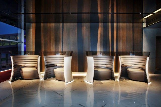 Airport Lounge furniture/desk