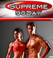 FREE SUPREME 90 DAY Workouts.  This is the same thing as a free P90X workout, but better.