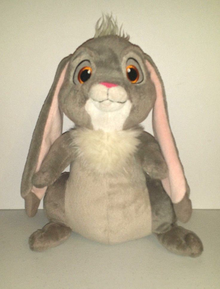 Disney Jr Sophia the First talking Clover bunny rabbit stuffed animal plush toy #Disney