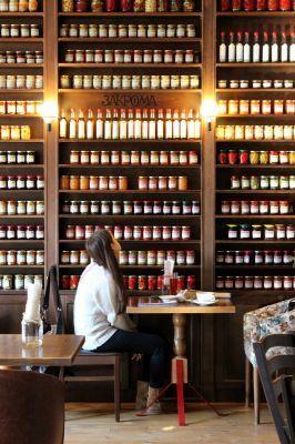 Кафе-лавка домашней консервации «Закрома», Одесса. http://od.restorania.com/company/kafe-lavka-domashney-konservacii-zakroma-47398/