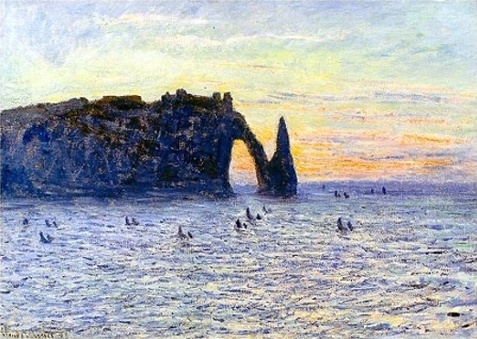 By 클로드 모네 (Claude-Oscar Monet)