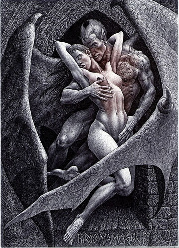 Ex-Libris, Dracula by Julian Jordanov