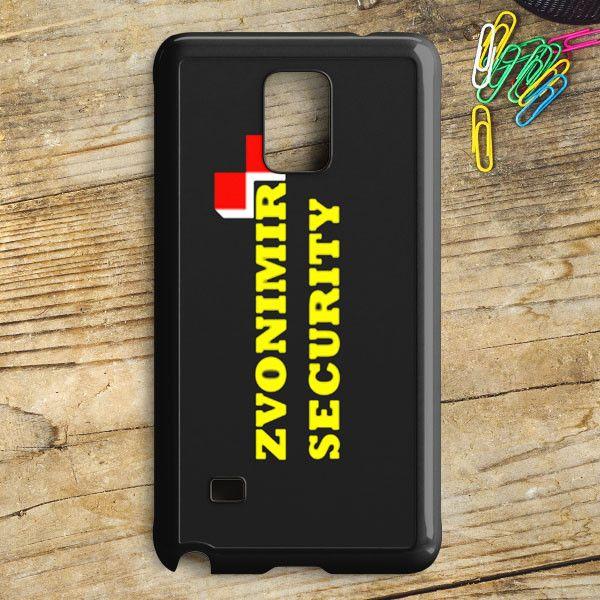 Zvonimir Security Mirko Crocop Team Pride Mma Samsung Galaxy Note 5 Case | armeyla.com