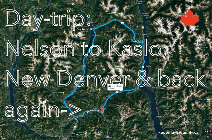 """Day-trip:  Nelson to Kaslo and New Denver"" – we spent a beautiful spring day in June 2016 driving to Kaslo, exploring the SS Moyie, then over the pass to New Denver (with a forest walk near Retallack) where we enjoyed Slocan Lake and visited the Nikkei Internment Centre.  Lots of beautiful scenery in the accompanying 15 minute video (found in the post) and the photos at the bottom."
