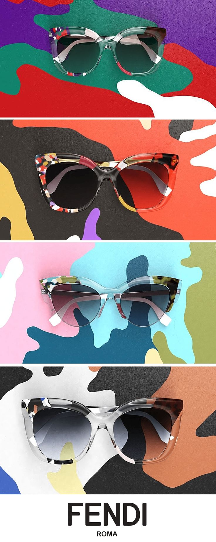 See the new Fendi Jungle collection! http://blog.smartbuyglasses.com/brand-spotlight/fendi-jungle-sunglasses-collection-naturally-wild-at-heart.html