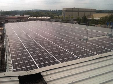 Solar Photovoltaic Oxford