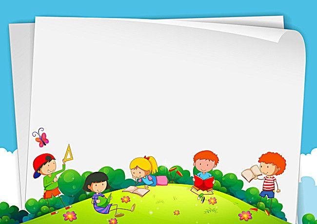 3 Cute Childrens Cartoon Ppt Backgrounds Childrens Theme Series Slide B Background For Powerpoint Presentation Kids Background Powerpoint Background Templates