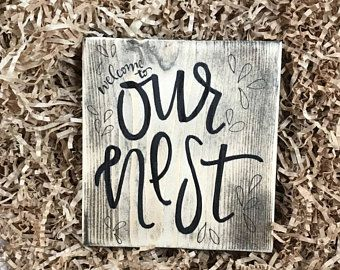 The 25 best Rustic wall letters ideas on Pinterest