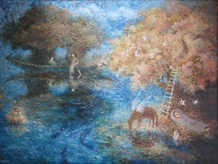Between-worlds- Elena Markova