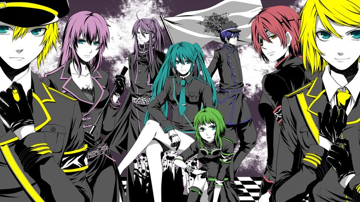 Vocaloid, Wallpaper | page 3 - Zerochan Anime Image Board