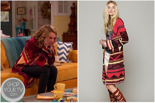 Good Luck Charlie: Season 4 Episode 5 Teddy's Pattern Cardigan - ShopYourTv