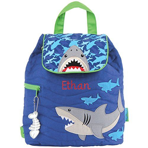 Personalized Stephen Joseph Shark Quilted Backpack with E... https://www.amazon.com/dp/B01IUJDRIE/ref=cm_sw_r_pi_dp_x_1.NNyb8KDGM4K