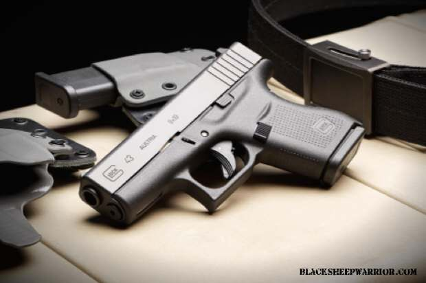 GLOCK Releases Single Stack 9mm G43 Read all about it on Blacksheepwarrior.com
