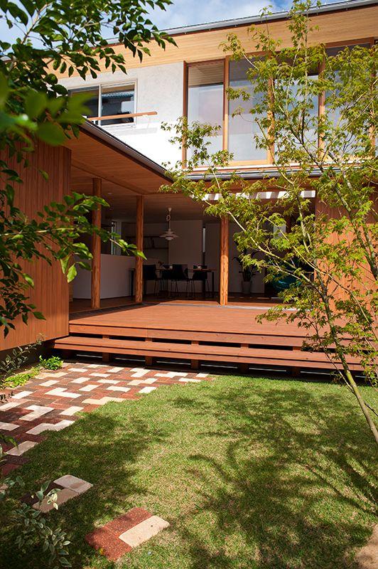 愛知 二の宮の家 新築木造住宅 外観