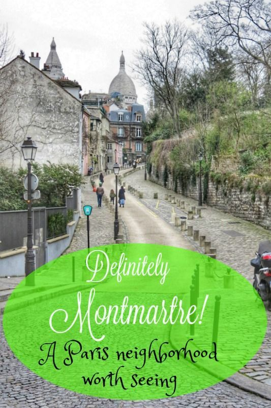 Definitely Montmartre! If you like history and art, gorgeous views and a beautiful Paris icon, you should not miss this neighborhood.