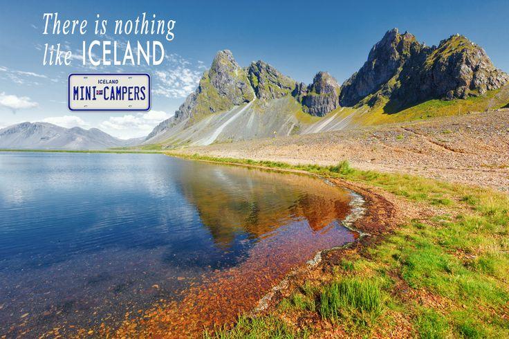 Would you like to see it? Iceland Mini Campers Camper Van Rental in Iceland #campervanrental