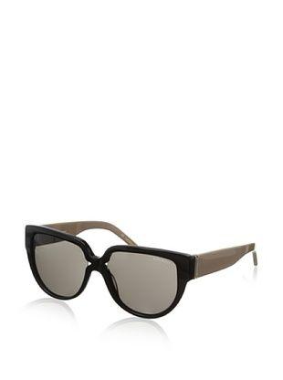 66% OFF Nina Ricci Women's NR3249 Sunglasses, Grey/Black/Beige
