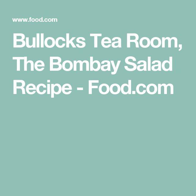 Bullocks Tea Room, The Bombay Salad Recipe - Food.com