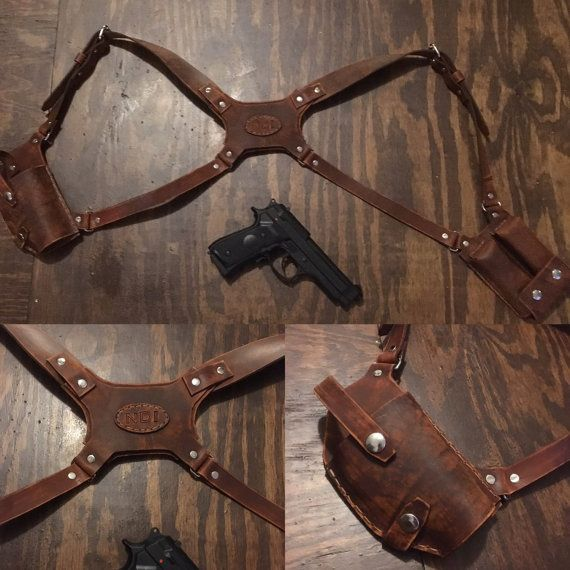 Uncharted Drake's Fortune Holster by FanFictionProps on Etsy