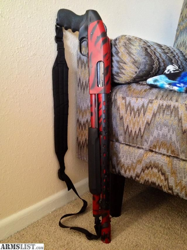 ARMSLIST - For Sale: Mossberg 500 Thunder Ranch (custom)