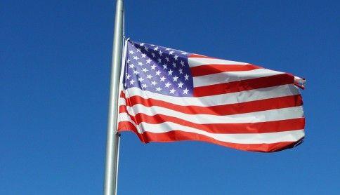 memorial day boston flags