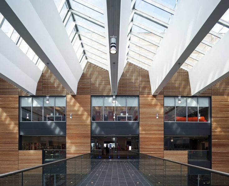 The University of the West of Scotland / RMJM - Pinned by Tyler
