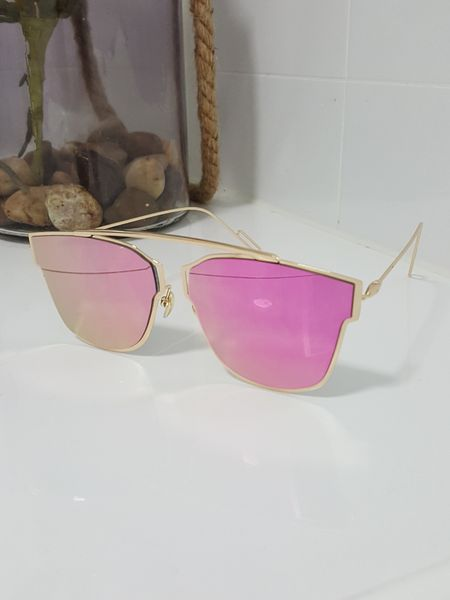SUNKISS SOJOS SUNGLASSES ROSE - EAGER