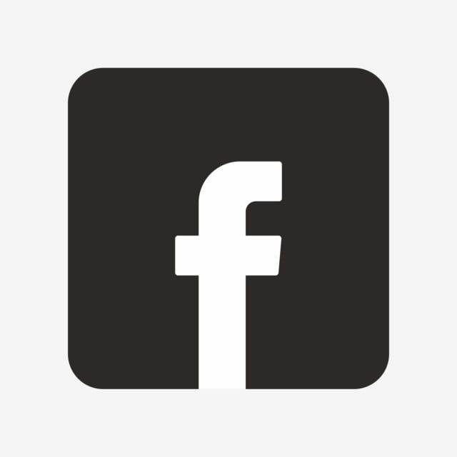 Facebook Black Logo Free Png Logo Facebook Business Card Template Design Free Business Card Design