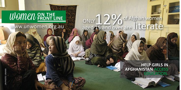 Girls' education in Afghanistan
