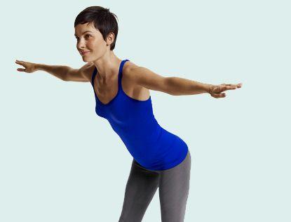 Retrouvez des bras toniques en suivant les exercices et les astuces de la coach en vidéo.