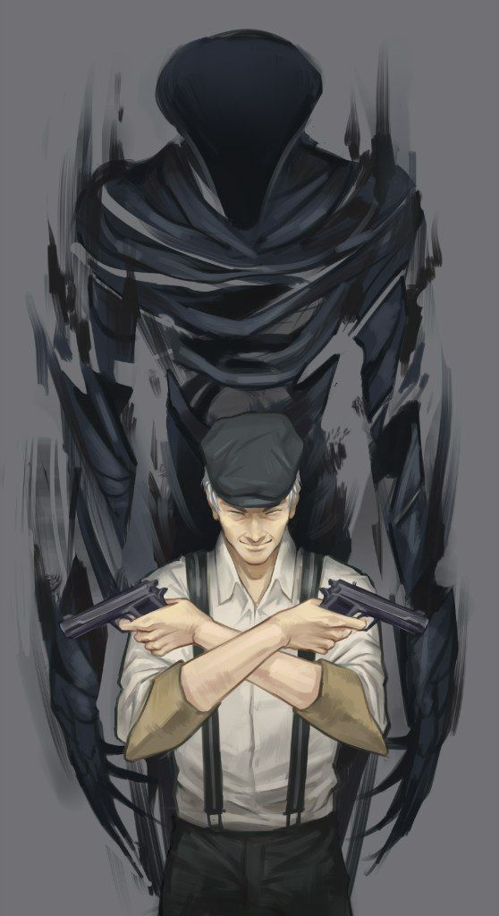 """""""Ajin"""" Yes! I love this show! It is amazing! I just wish there were more episodes!"""