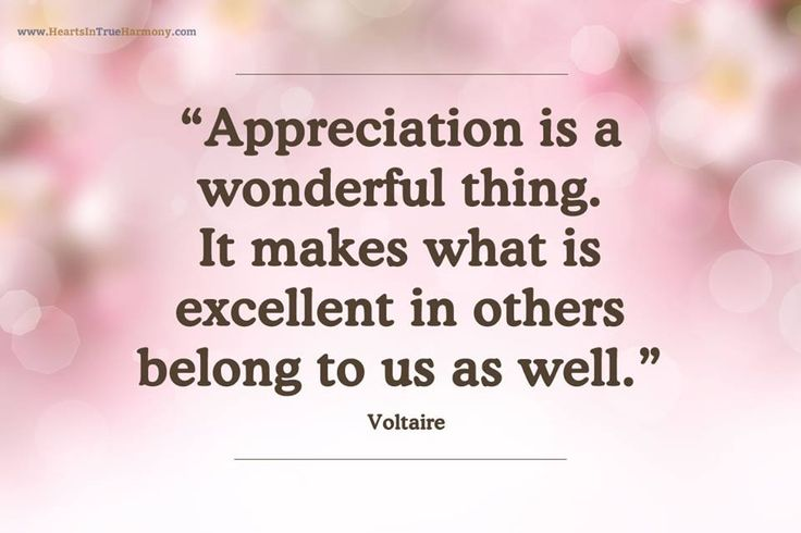 65 Best Admiration Quotes Sayings: Best 25+ Appreciation Quotes Ideas On Pinterest
