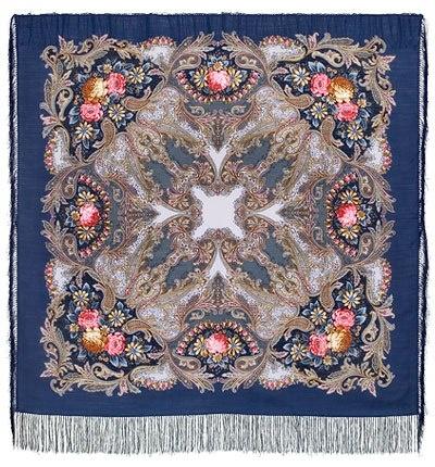 . . . Russian scarf