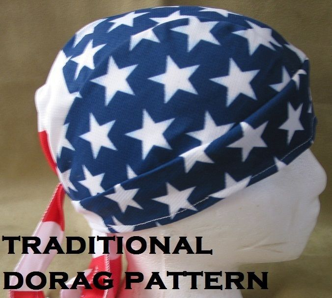 Current image inside free printable doo rag patterns