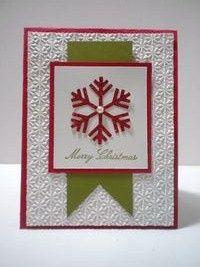 17 Best ideas about Handmade Christmas Cards on Pinterest ...