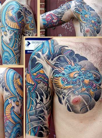 asian tattoo picture 2