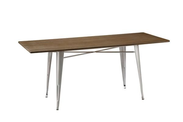 Buy Replica Xavier Pauchard Tolix Table Wooden Top Silver 180cm x 80cm x 75cm Online at Factory Direct Prices w/FAST, Insured, Australia-Wide Shipping. Visit our Website or Phone 08-9477-3441