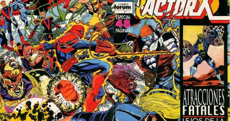 Éste personaje se originó en la saga Fatal Attractions . Durante su conclusión Magneto le arrancó el adamantium del esqueleto de Wolverine después de que él intentó matarlo. Como respuesta el Profesor X (Charles Xavier) borró psíquicamente la mente de Magneto - algo que juró que jamás haría.Cuando el Profesor usó sus poderes con furia su mente llegó a abrirse a la influencia de la psique de Magneto Xavier bajó todas sus defensas psíquicas lo cual fue suficiente para que la maldad del corazón…