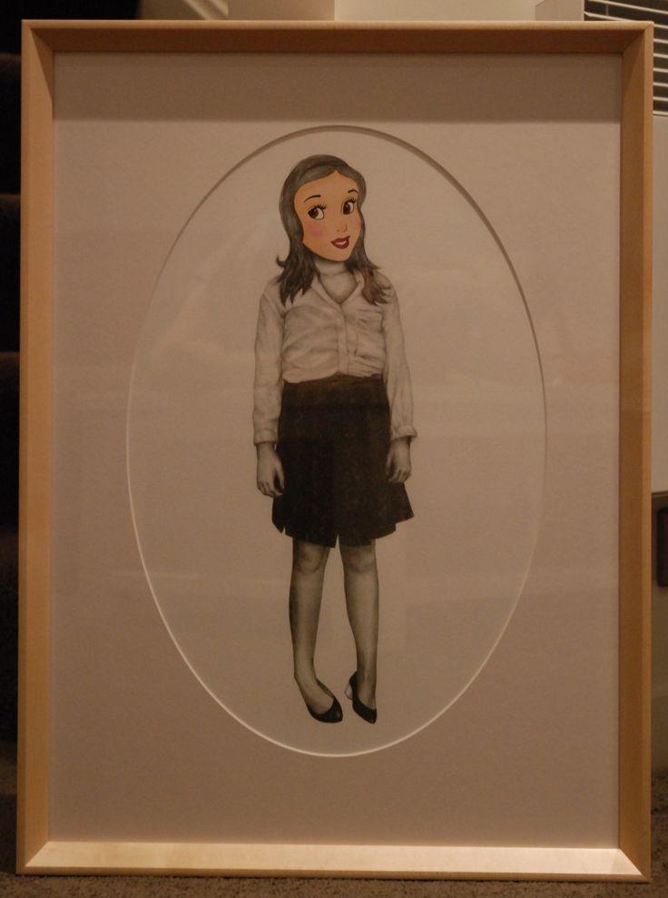 2013 - Princess Snow White, Age Ten