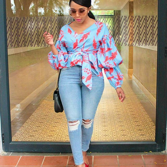Ankara Tops Styles. Howdy ladies, these are the best ideas of creatively well-designed ankara tops styles you can rock as you wish, they are the latest tops