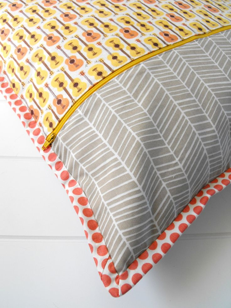3 Types of Pillow Backings to Try. Diy Pillow CasesSewing ...