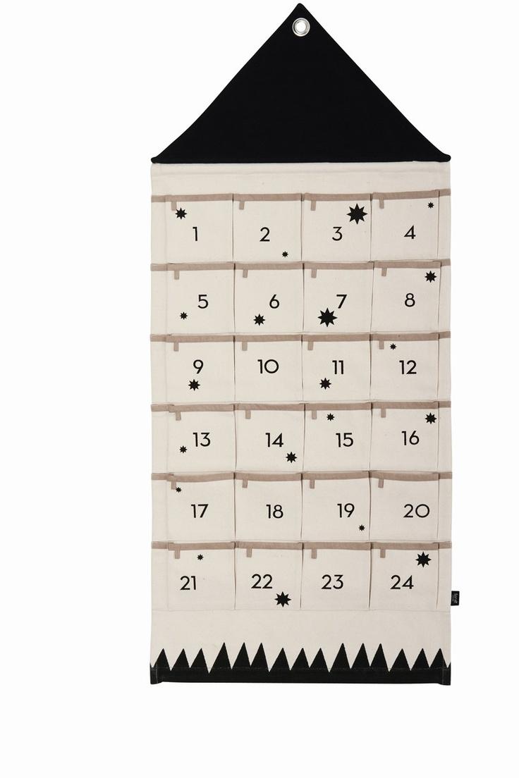 Ferm Living advent calendar