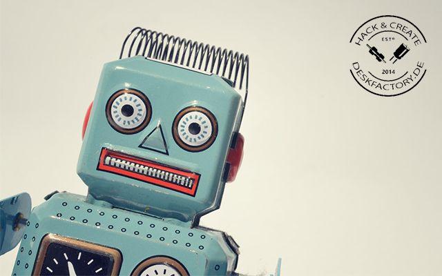die besten 25 roboter bauen ideen auf pinterest einen roboter bauen robotertechnik und. Black Bedroom Furniture Sets. Home Design Ideas