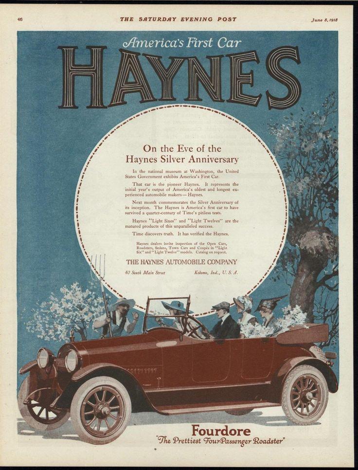 America\'s First Car\