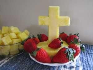 1st communion party?
