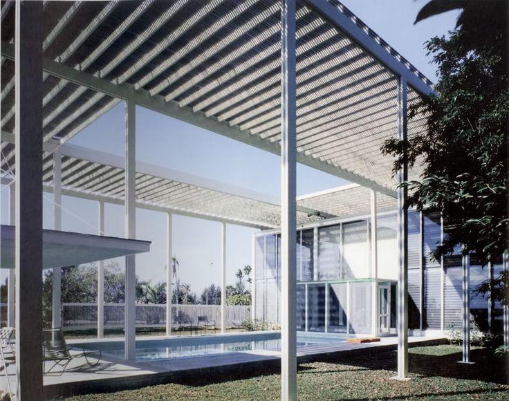 Umbrella House, Sarasota, Florida, USA (1958)