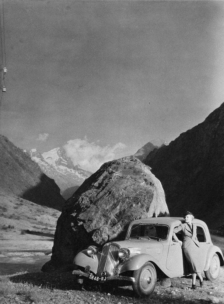 1934-57 Citroen Traction Avant