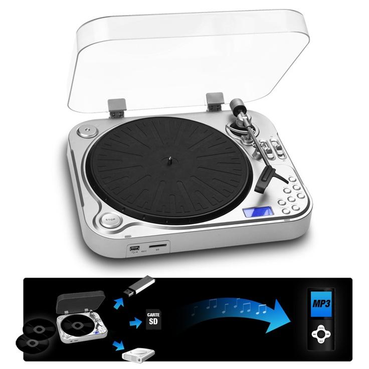 Platine vinyle encodeur platine vinyle encodeur sur - Platine vinyle design ...